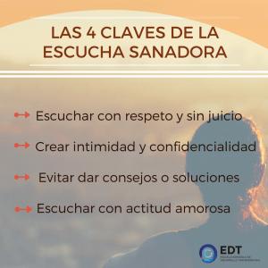 CLAVES DE LA ESCUCHA SANADORA